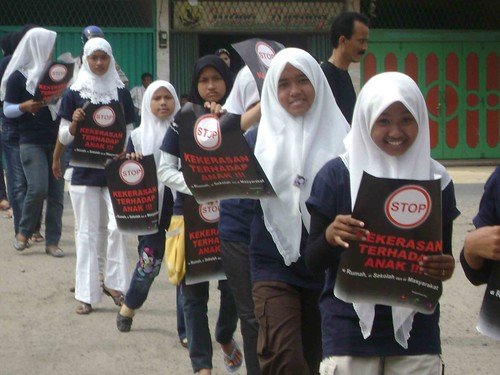 Stop Violence Campaign in East Aceh | by AFSC Photos
