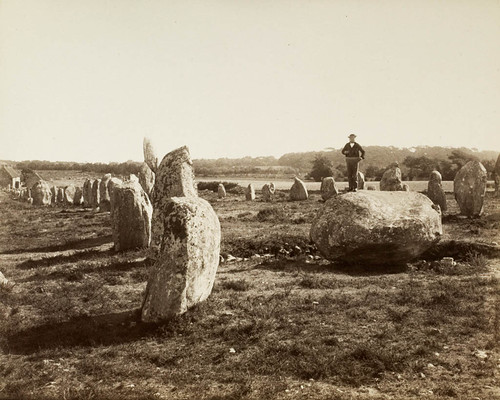 Standing stones at Kermario, Carnac, Britanny, France | by Swedish National Heritage Board