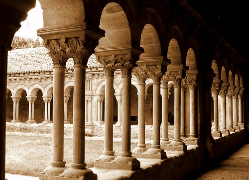 Romanesque arches | by albrom