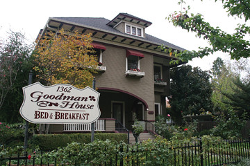 Goodman House Bed Breakfast A Chico Ca Bed And Breakfas Flickr