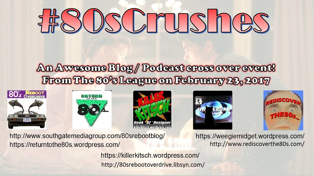 #80sCrushes 80s League February 2017