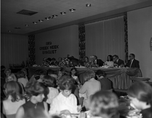 Greek Week Banquet_2-28-1969 | by UNO Criss Library