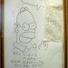 Jitlada sketch by Matt Groening