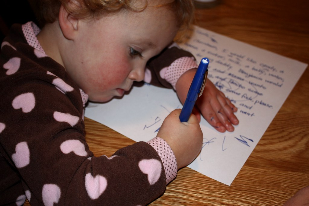 Establish a Pen Pal Project With Senior Citizens in a
