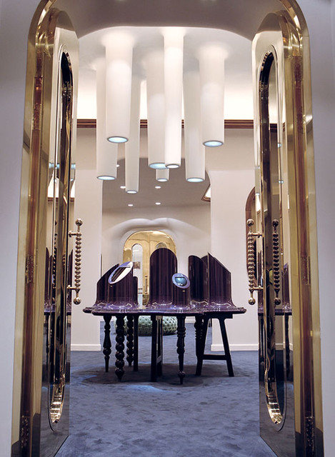 Interior Design Furniture Stores Melbourne ~ Jewelry store interior design ideas modern