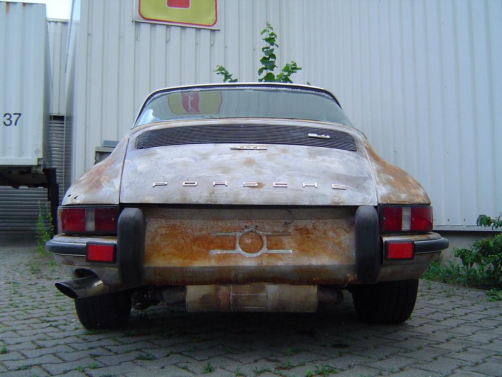 1973 Porsche 911 2 4 E Targa Porsche Rat Ma Eh Flickr