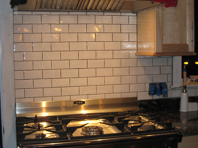 tile backsplash behind stove flickr photo sharing