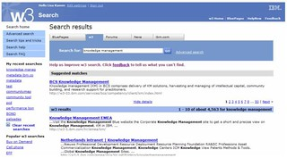 5-01. IBM's first version of enterprise social search | by Peter Morville