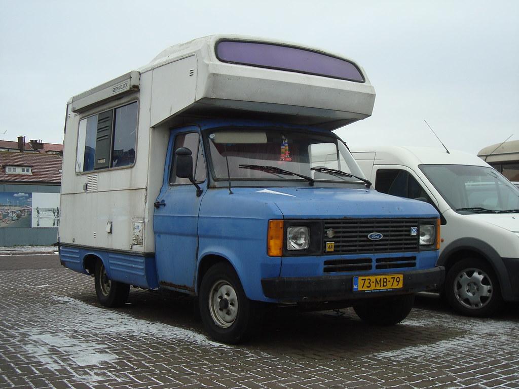 1979 ford transit 120 camper 13 february 2010 den haag. Black Bedroom Furniture Sets. Home Design Ideas