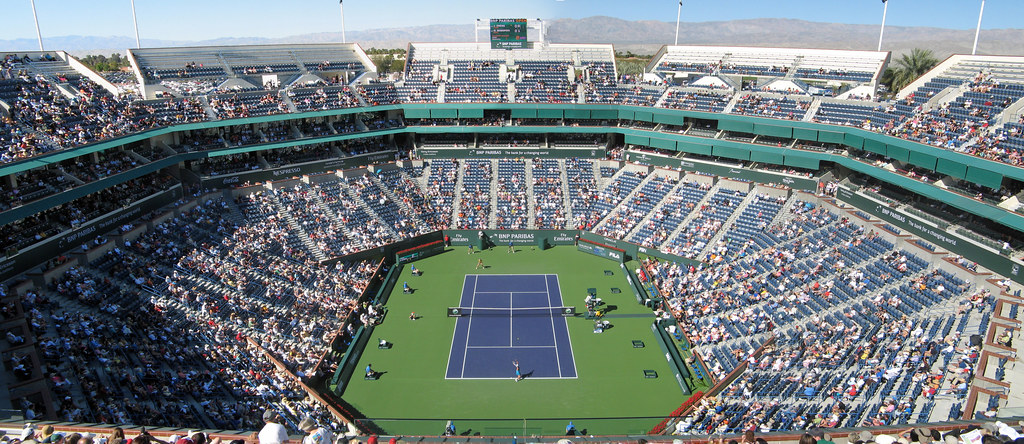 ... Indian Wells Tennis Garden | By Kristinu0026Joe Photo