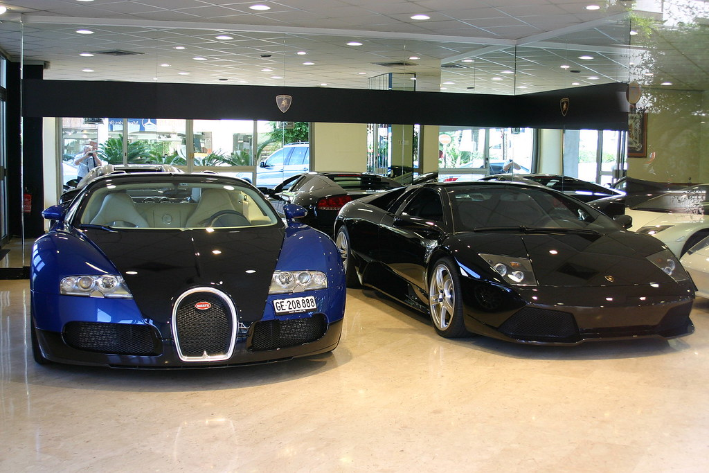 Bugatti Veyron Lamborghini The Bugatti Veyron Is The HD Wallpapers Download free images and photos [musssic.tk]