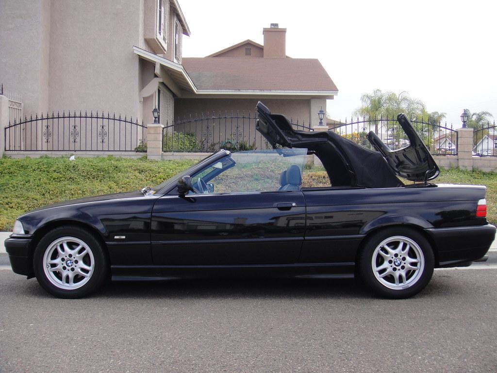 for sale 1998 bmw 328i convertible convertible top mecha flickr. Black Bedroom Furniture Sets. Home Design Ideas