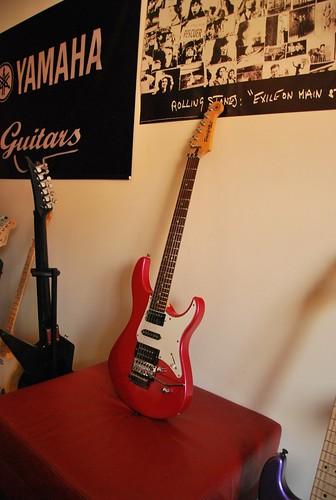 Yamaha Pacifica New Strings