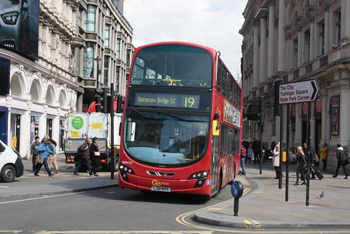 London General WHV30 LJ61NVS