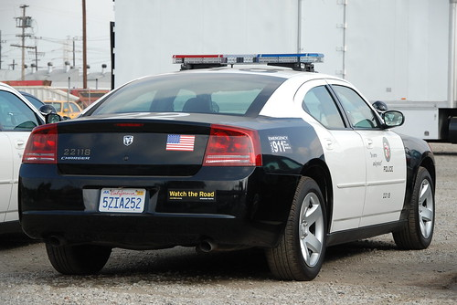 New Dodge Charger >> LOS ANGELES POLICE DEPARTMENT (LAPD) - DODGE CHARGER MOVIE… | Flickr