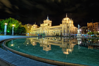 Plaza Zorrilla, Valladolid (Spain) HDR | by marcp_dmoz