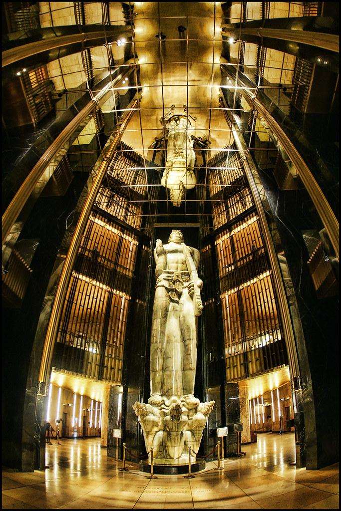 Saint Paul Downtown Statue Art This Massive 3 Story Tall