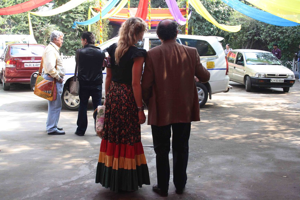 Roberto Calasso and the Girlfriend