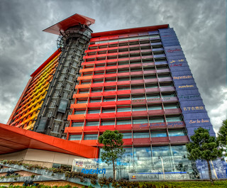 Hotel Puerta America, Madrid HDR | by marcp_dmoz