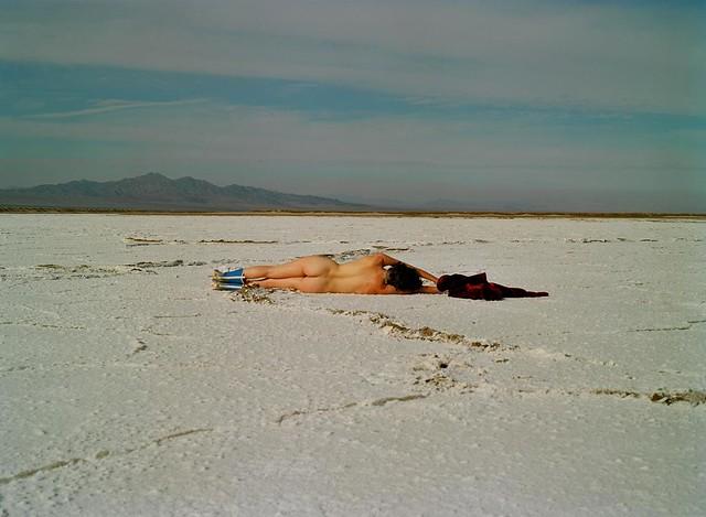 Bristol Dry Lake Stills From The First Embodied Desert