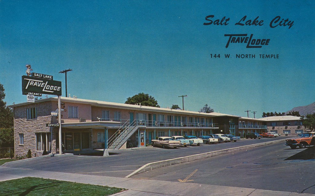 Travelodge - Salt Lake City, Utah
