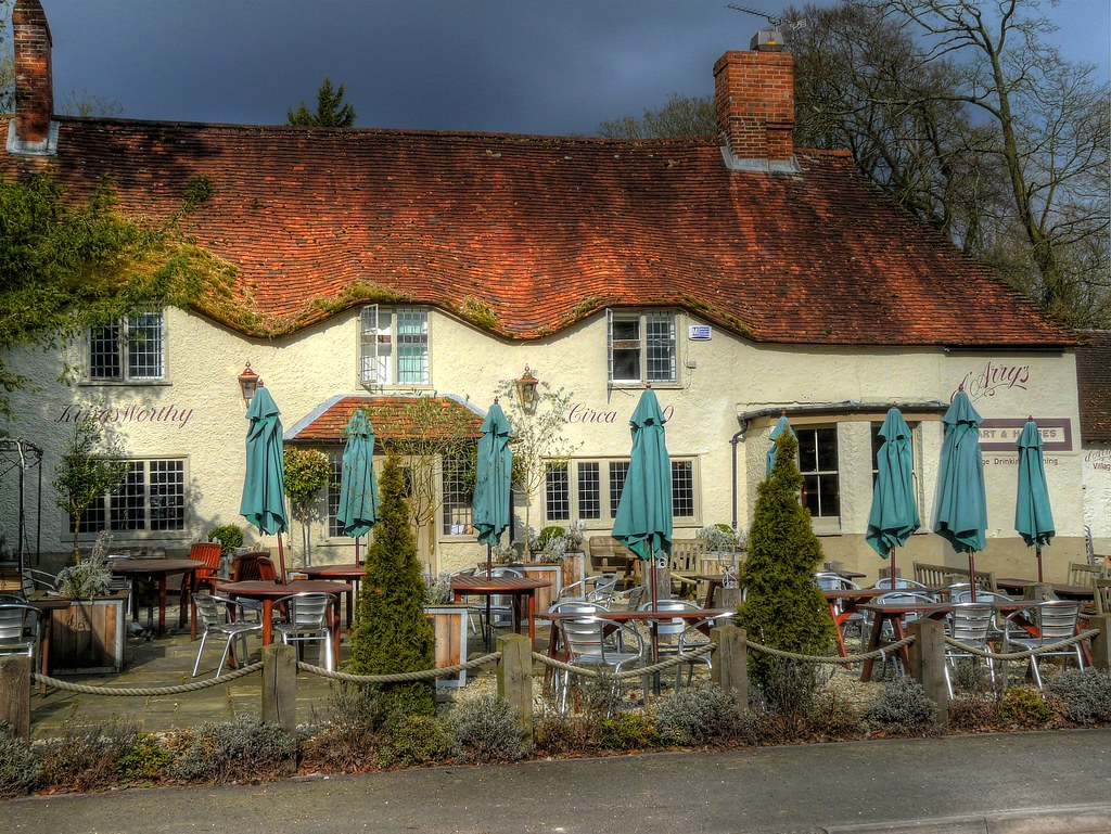 New Hampshire >> The Cart and Horses, Kings Worthy, Hampshire | Pub in Kings … | Flickr