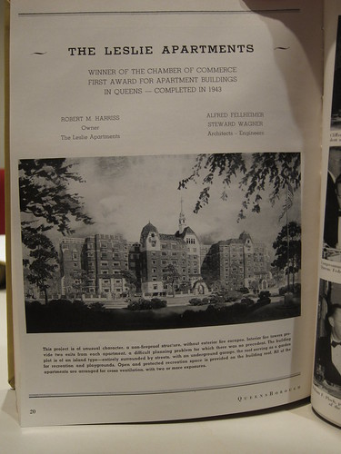 1948 queens chamber of commerce annual building awards l for 150 greenway terrace