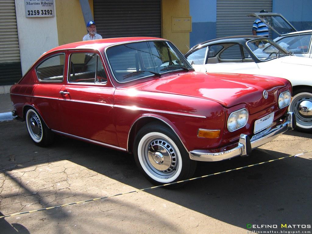 Volkswagen TL | 7º Encontro de Carros Antigos de Jataizinho … | Flickr
