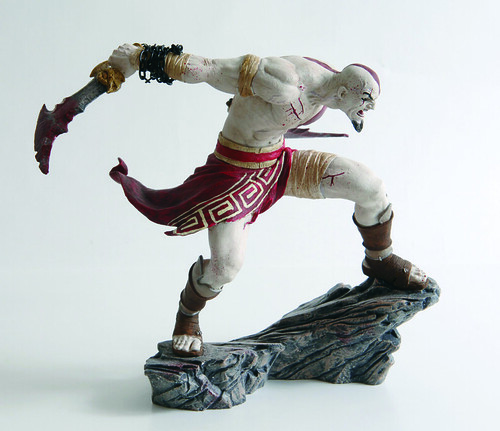 God of War Statue | by PlayStation.Blog