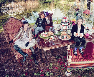 Mad Hatter Tea Party Inspiration | by Bella Allure Imagery | Brittany Miller
