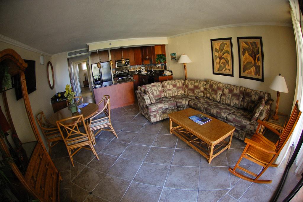 Condo Living Room Inspiration