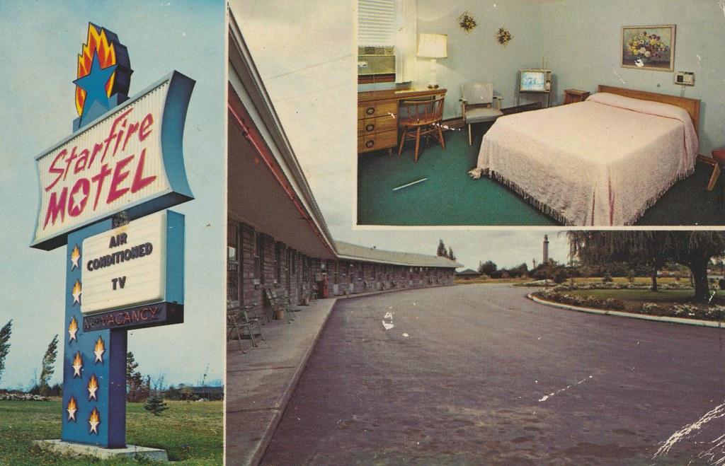 Starfire Motel - North Tonawanda, New York