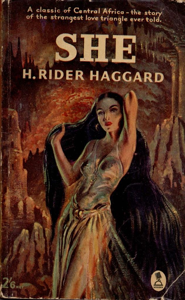 She H. Rider Haggard