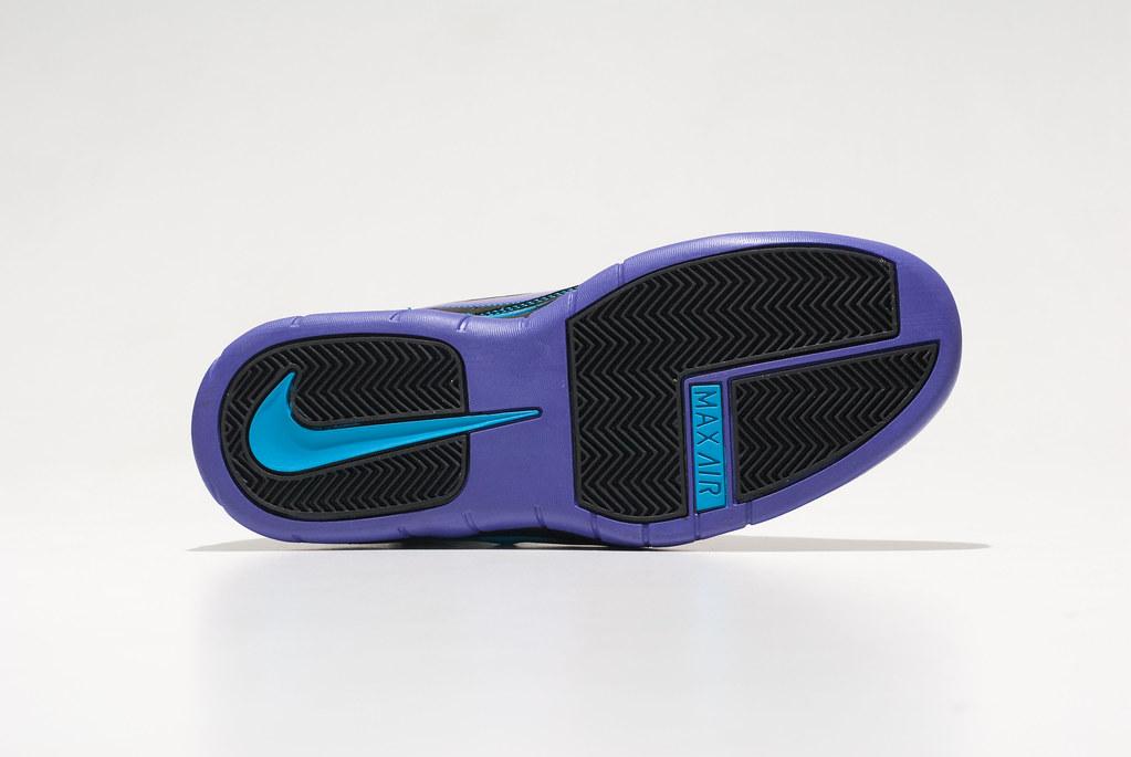 Nike Basketball Air Max Shoes