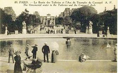 Le Bassin des Tuileries Paris France | by oldsailro