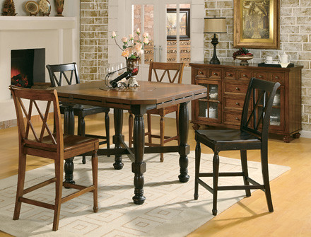casual dining room furniture by riverside who has time to