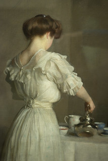 Tea Leaves, 1909 (Detail) | by Maulleigh