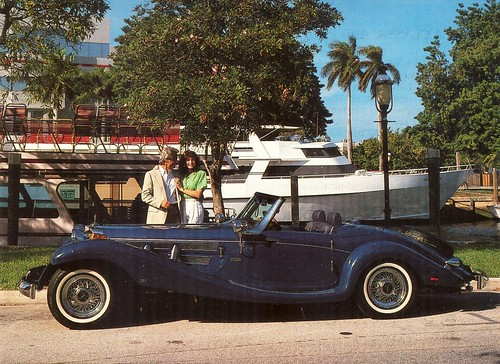 1989 Heritage Mercedes 500k Replicar This Kit Car
