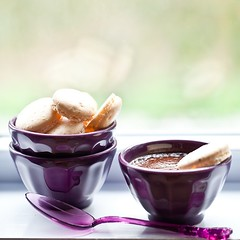Chocolate Whiskey Pots de Creme | by tartelette