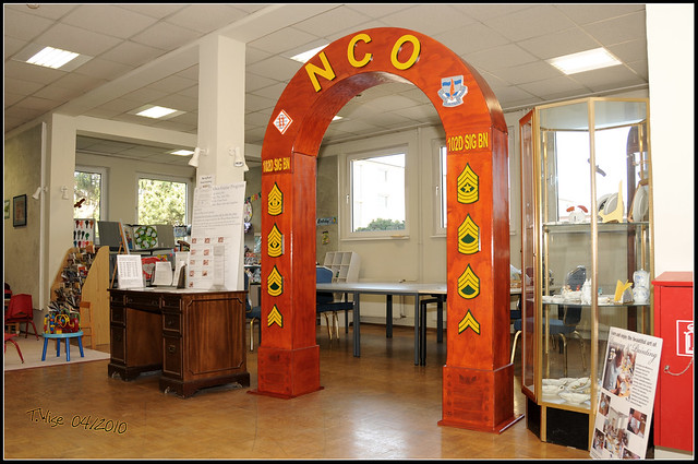 nco induction By meghan portillo nco journal surrounded by exhibits depicting the  greatness of the nco corps through the ages, nine new leaders.