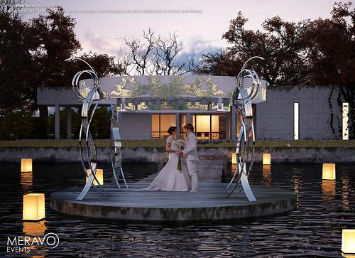 Wedding Arches, Garden Arch, Outdoor Wedding Decoration, W