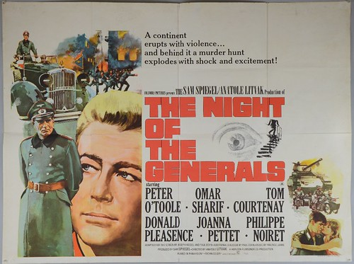 The Night of the Generals - Poster 8