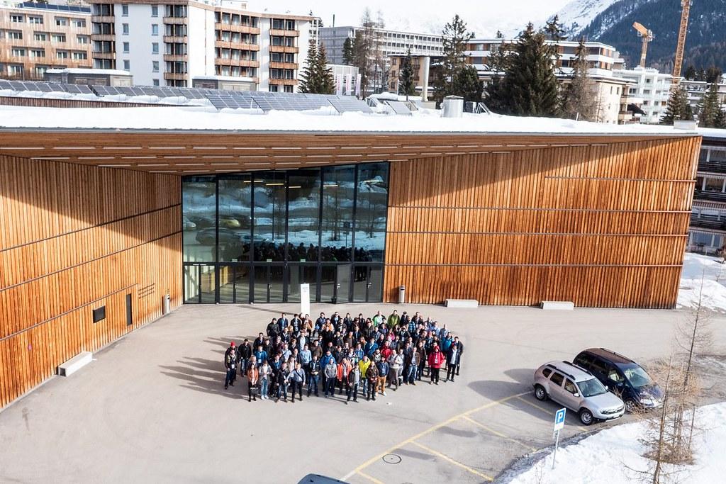 Drupal Mountain Camp 2017 Davos