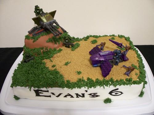 Halo  Cake Designs