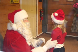 Santa House | by Naperville Park District's Photos