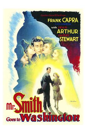 Mr. Smith Goes to Washington (A Mulher Faz o Homem) - 1939