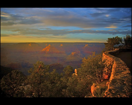 Last Light in the Grand Canyon | by lee.mccain.photorama