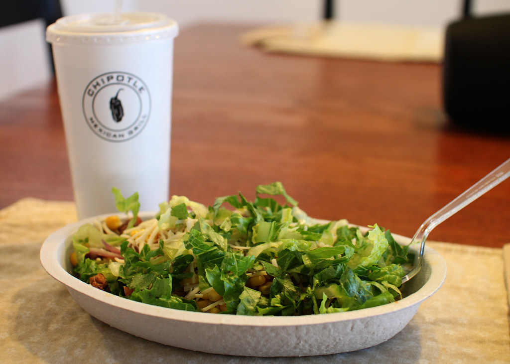 Is Chipotle Fast Food Owned By Mcdonalds