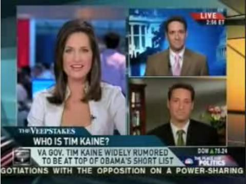 Slutsky's on MSNBC, 7.30.08 | by DoubleSpeak Media