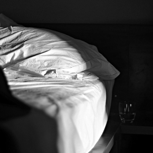 unmade bed | by lisamurray